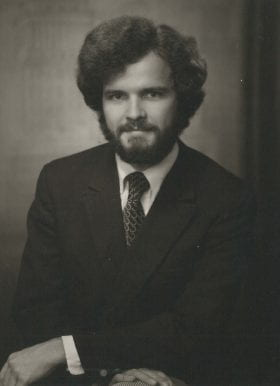 James Dauber, MD: 1973-1974 Chief Resident