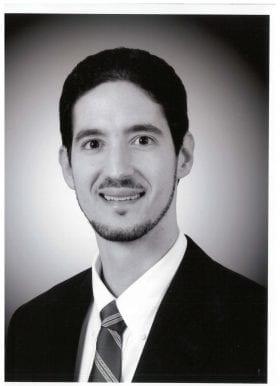 Lee Demertzis, MD: 2007-2008 Chief Resident