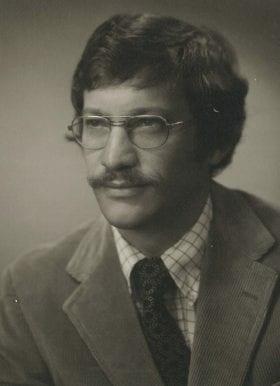 Seth Eisen, MD: 1974-1975 Chief Resident