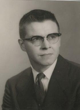 William Eubank, MD: 1956-1957 Chief Resident