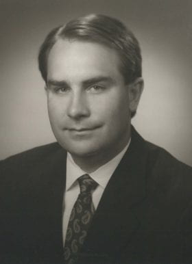Gregory Ewald, MD: 1994-1995 Chief Resident