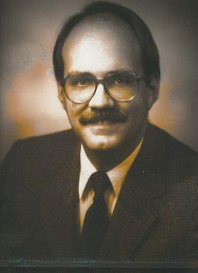 Frederick Fiedorek, MD: 1987-1988 Chief Resident