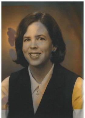 Kellie Flood, MD: 2000-2001 Chief Resident