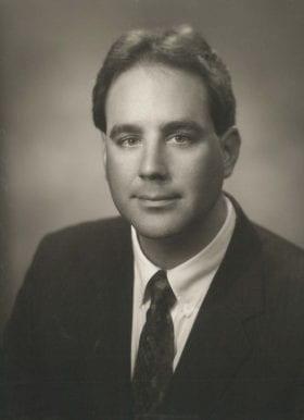 John Frattini, MD: 1992-1993 Chief Resident