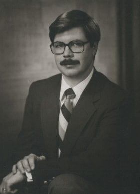 Jeffrey Freitag, MD: 1979-1980 Chief Resident