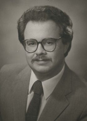 Mark Frisse, MD: 1982-1983 Chief Resident