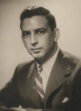 Robert Glaser, MD: 1946-1947 Chief Resident