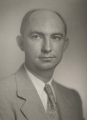 Henry Graham, MD: 1947-1948 Chief Resident