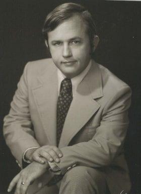James Hammond, MD: 1972-1973 Chief Resident