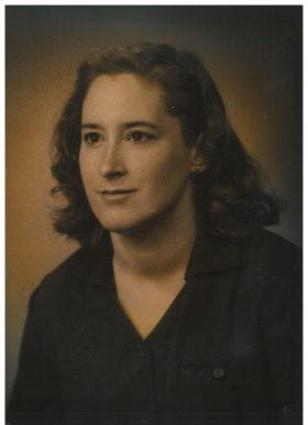 Katherine Henderson, MD: 2001-2002 Chief Resident