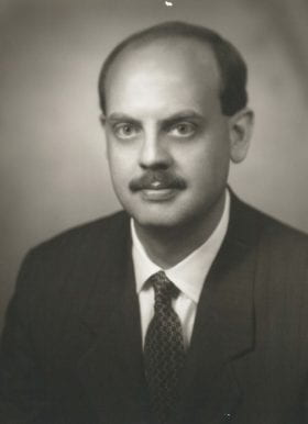 Timothy Henkel, MD: 1993-1994 Chief Resident
