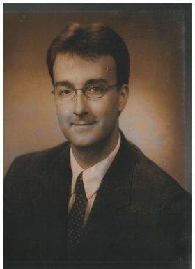 Douglas Horstmanshof, MD: 2002-2003 Chief Resident