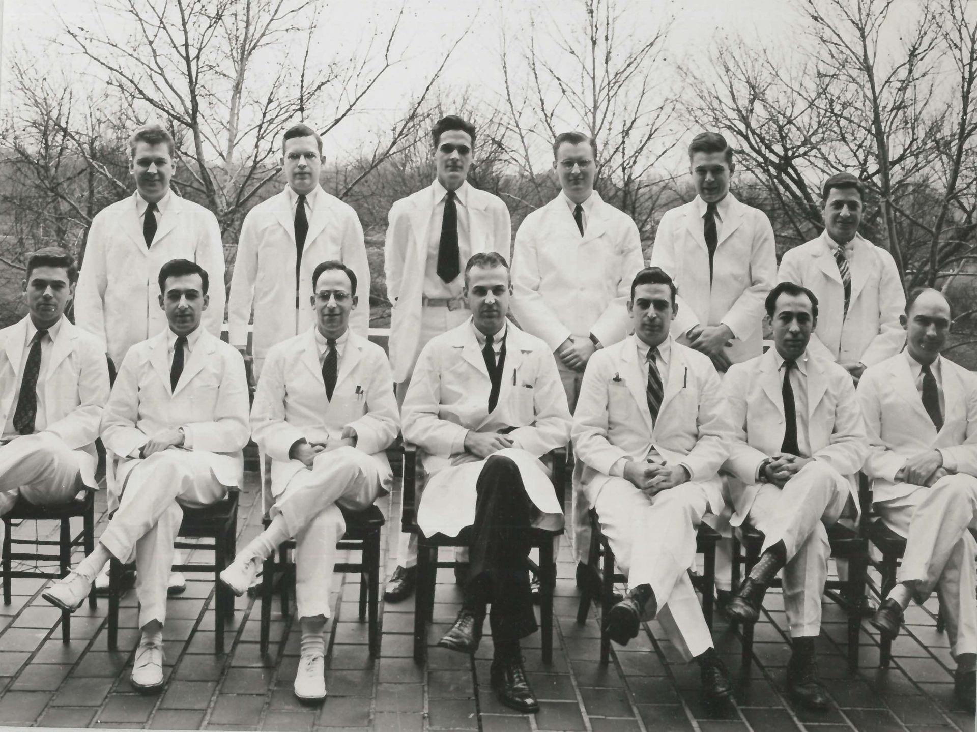 1945 Housestaff Photo (2)