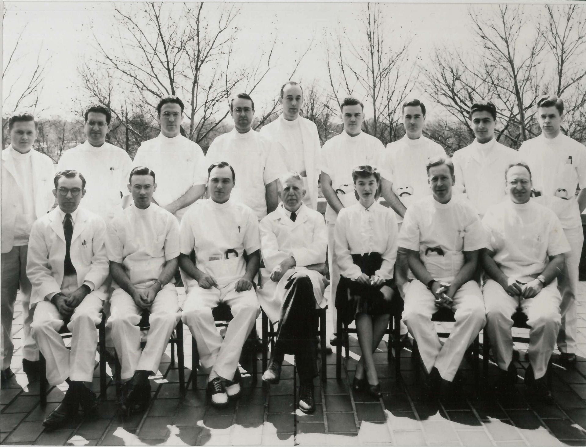 1945 Housestaff Photo (1)