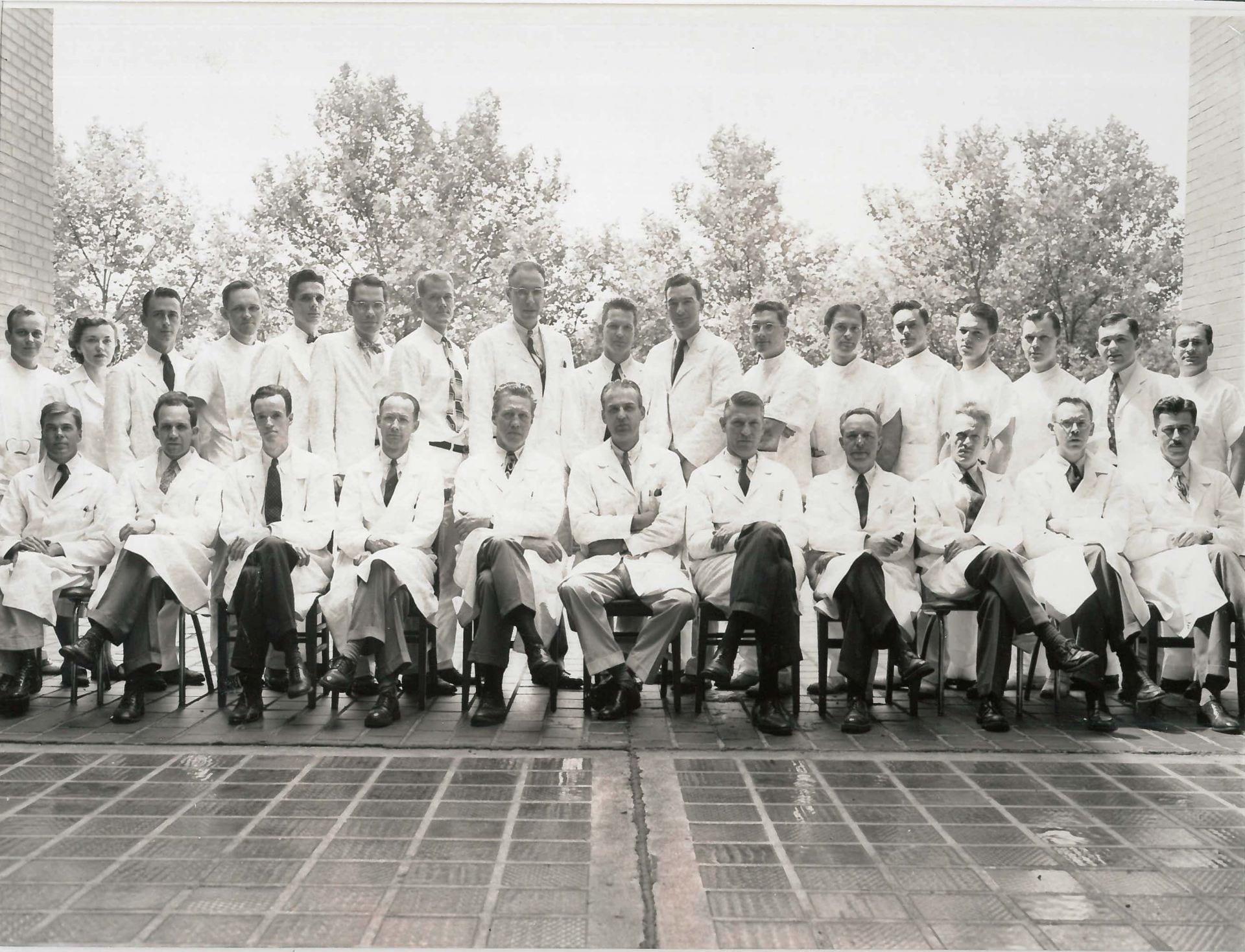 1948 Housestaff Photo (1)
