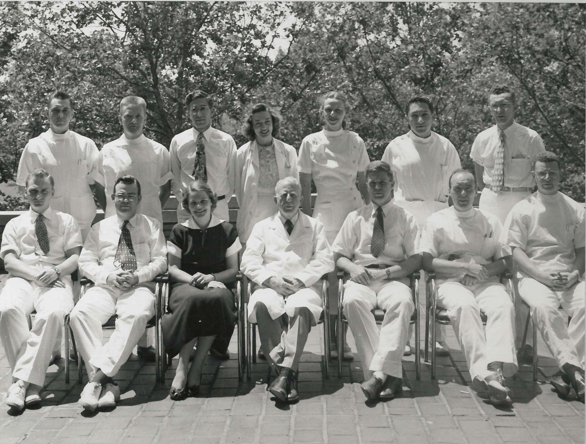1950 Housestaff Photo (2)