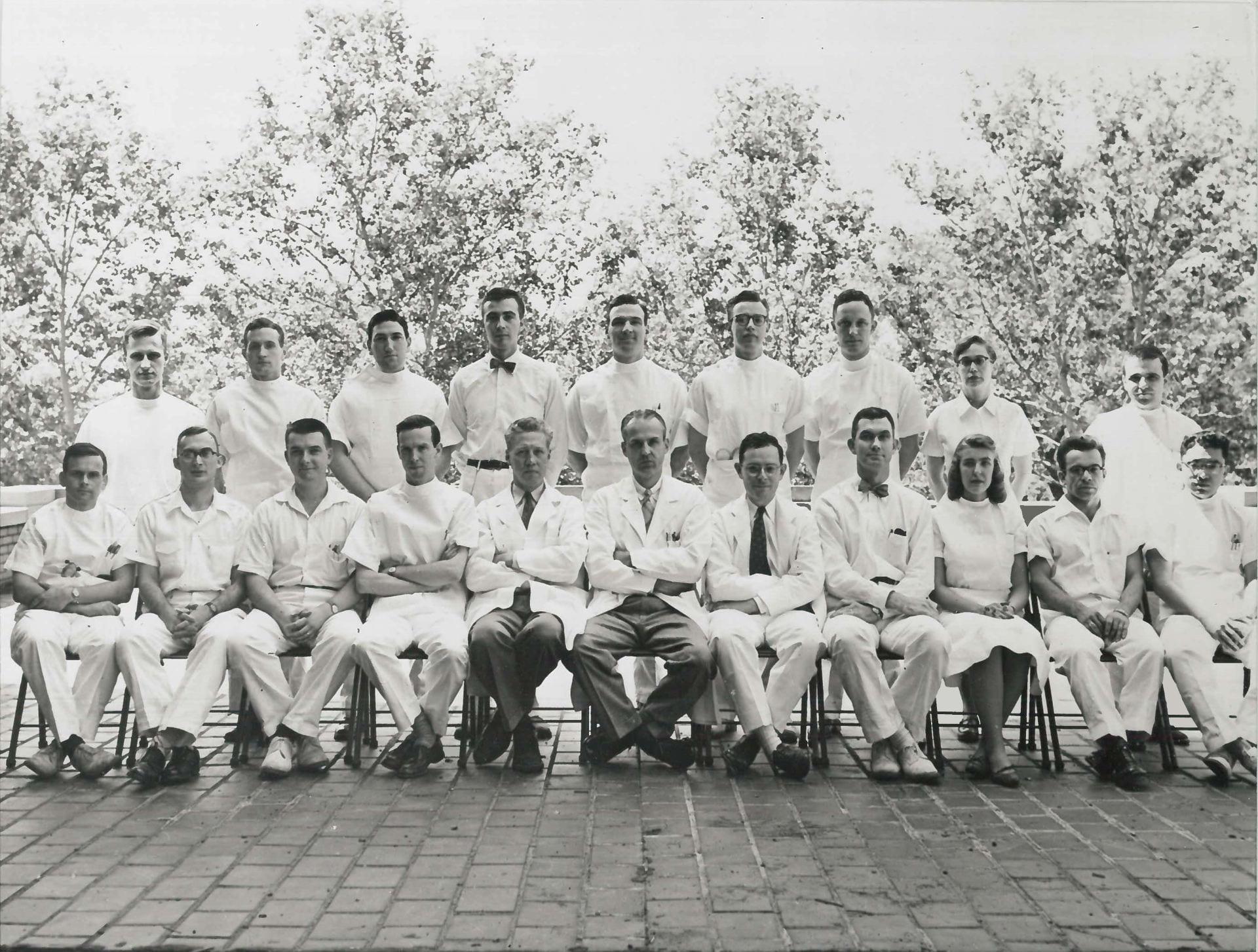 1951 Housestaff Photo (1)