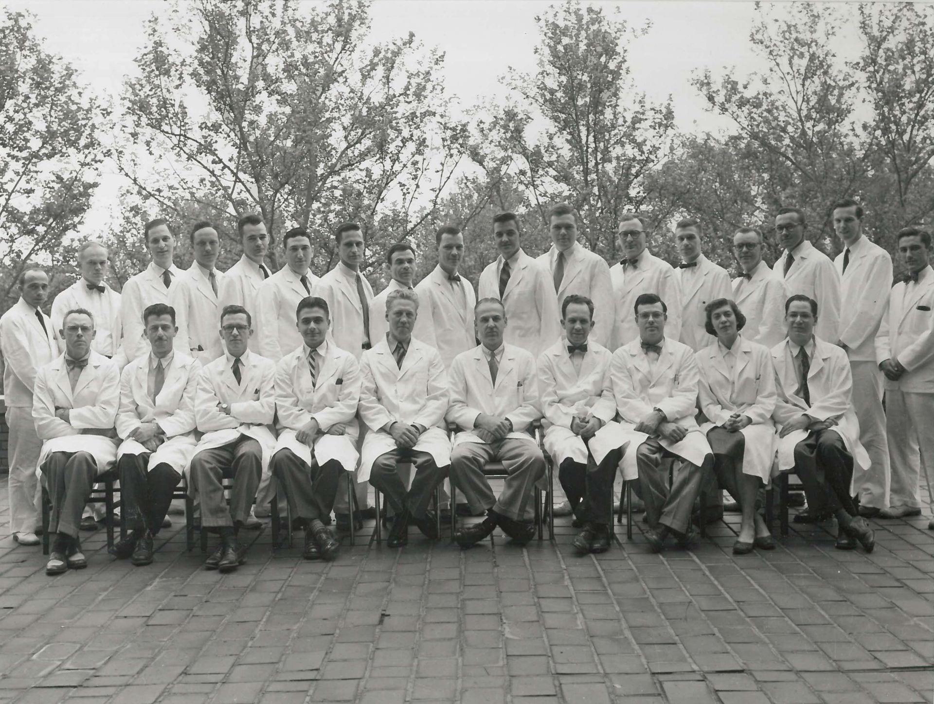 1952 Housestaff Photo (1)