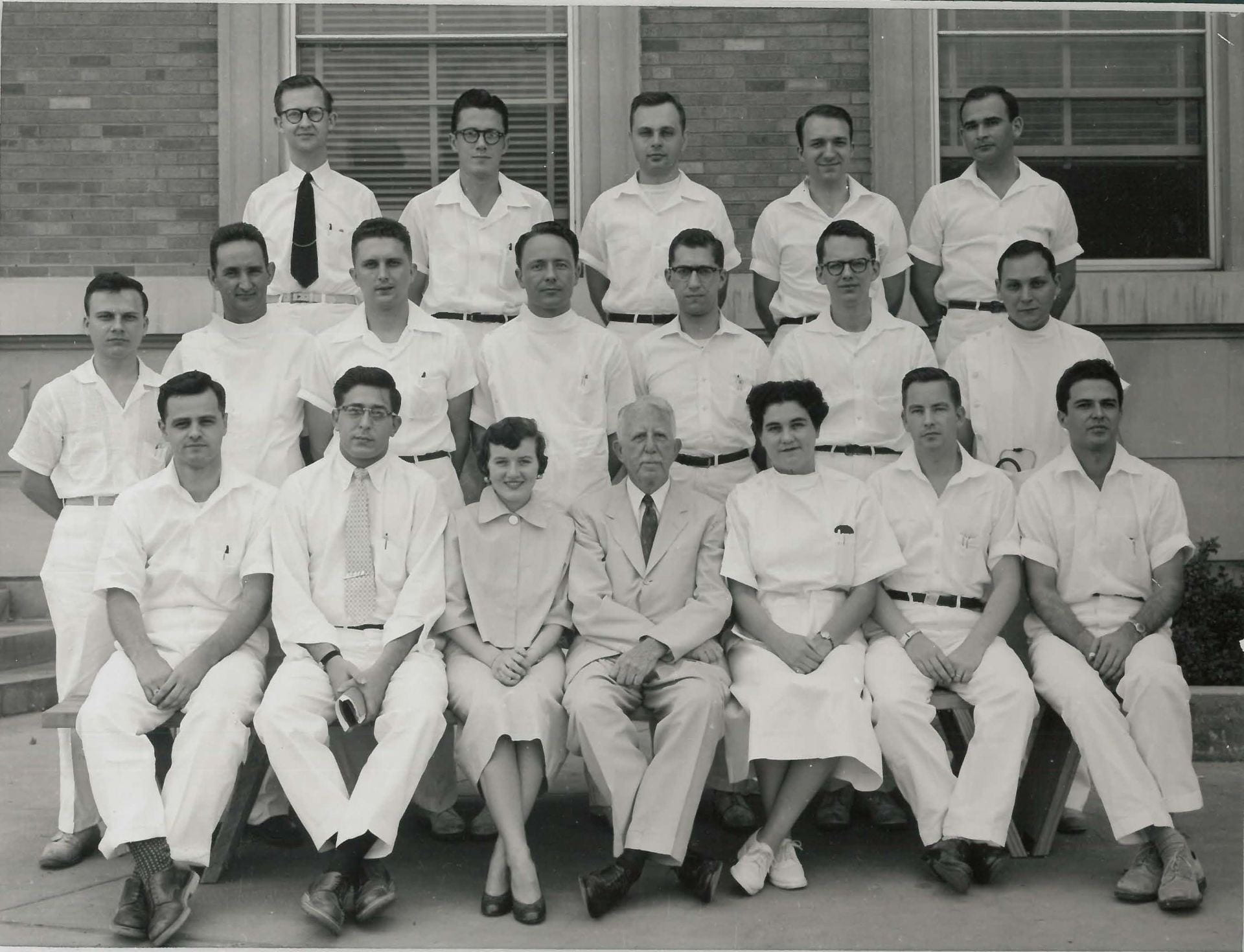 1953 Housestaff Photo (1)