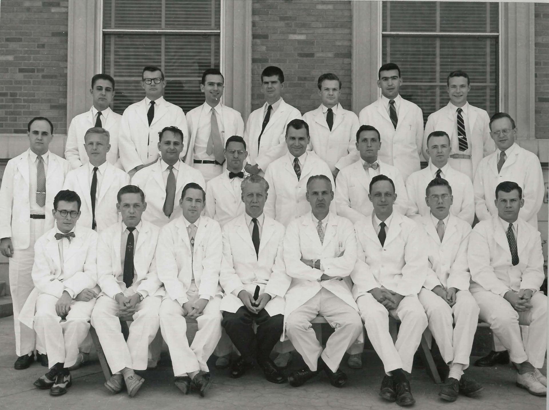 1954 Housestaff Photo (1)