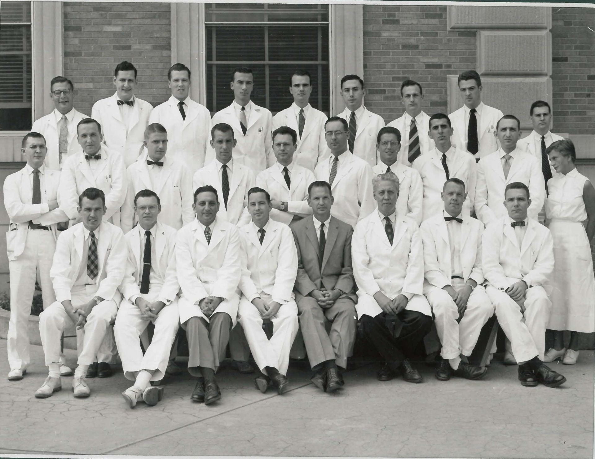 1955 Housestaff Photo (1)