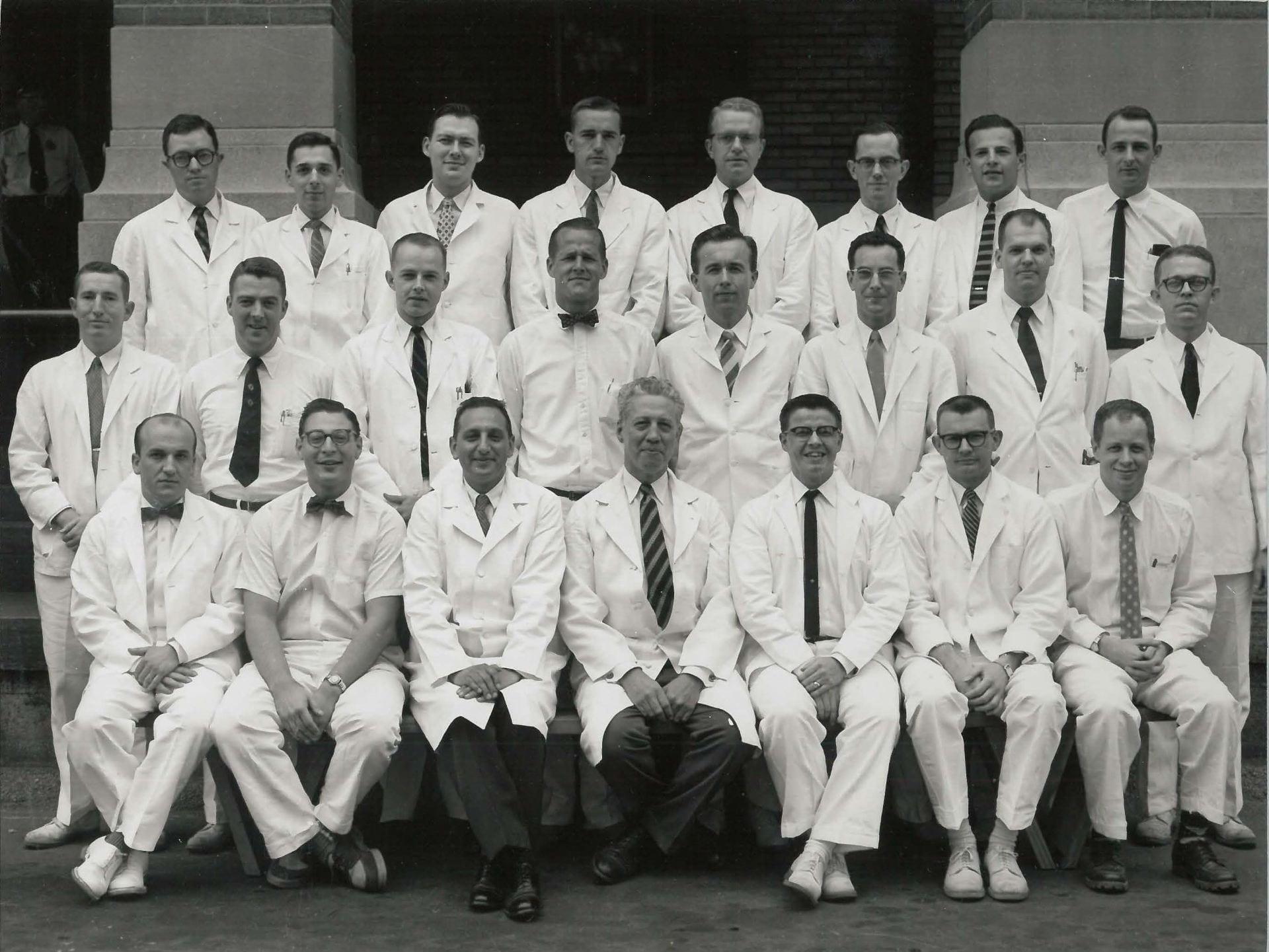 1956 Housestaff Photo (1)