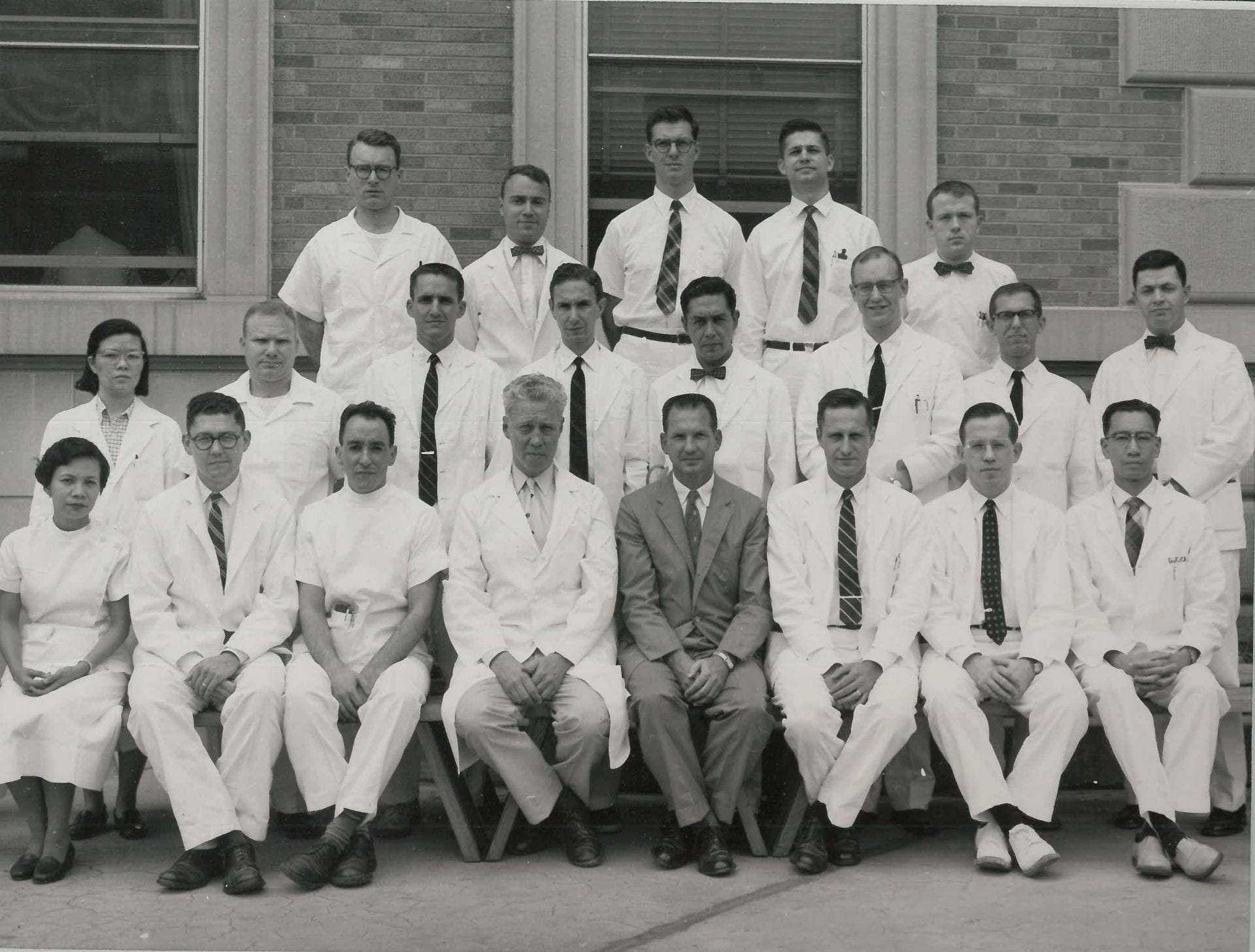 1957 Housestaff Photo (1)