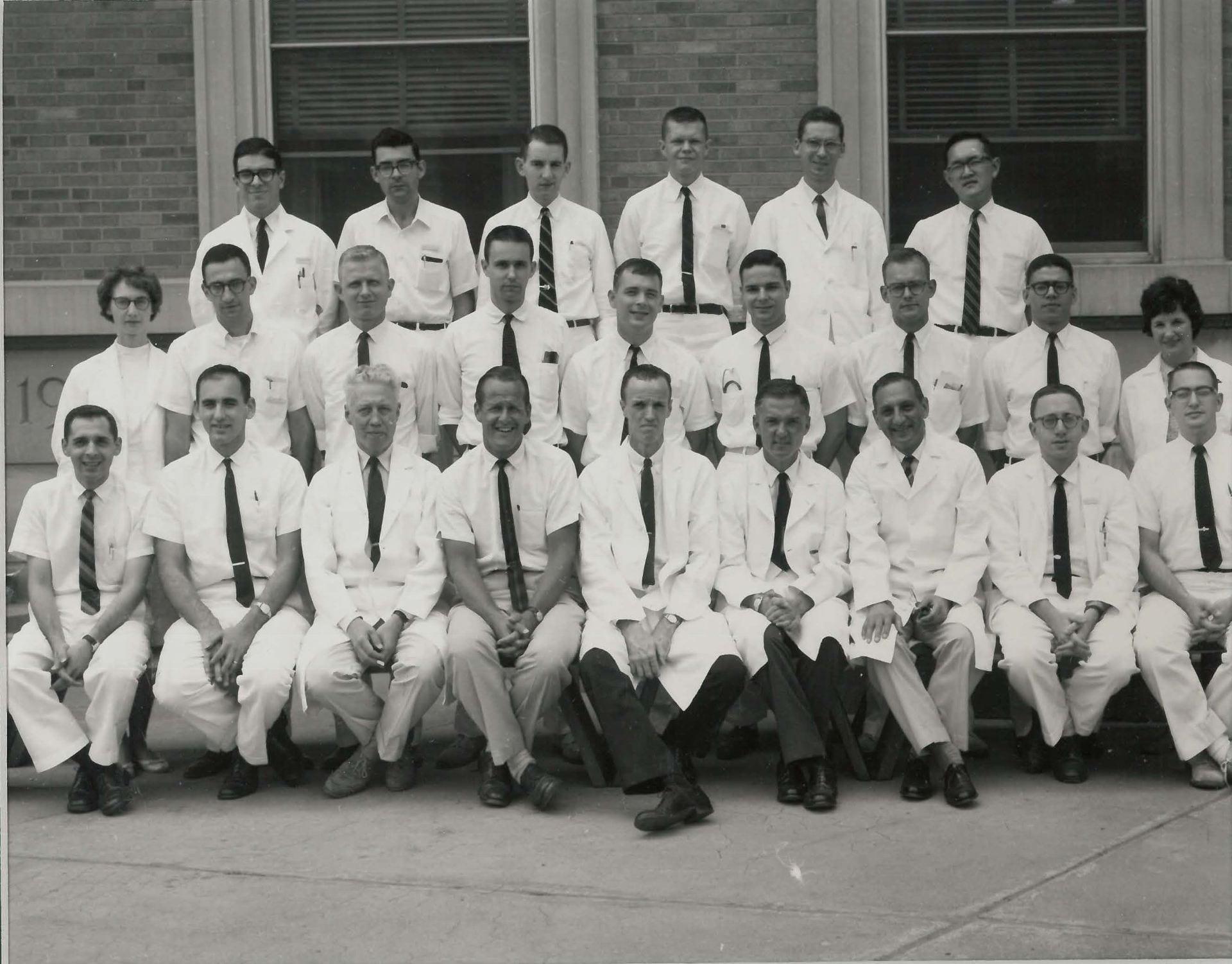 1961 Housestaff Photo (1)