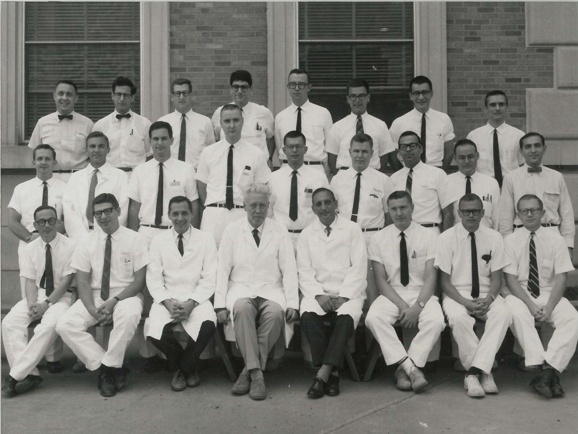 1962 Housestaff Photo (1)