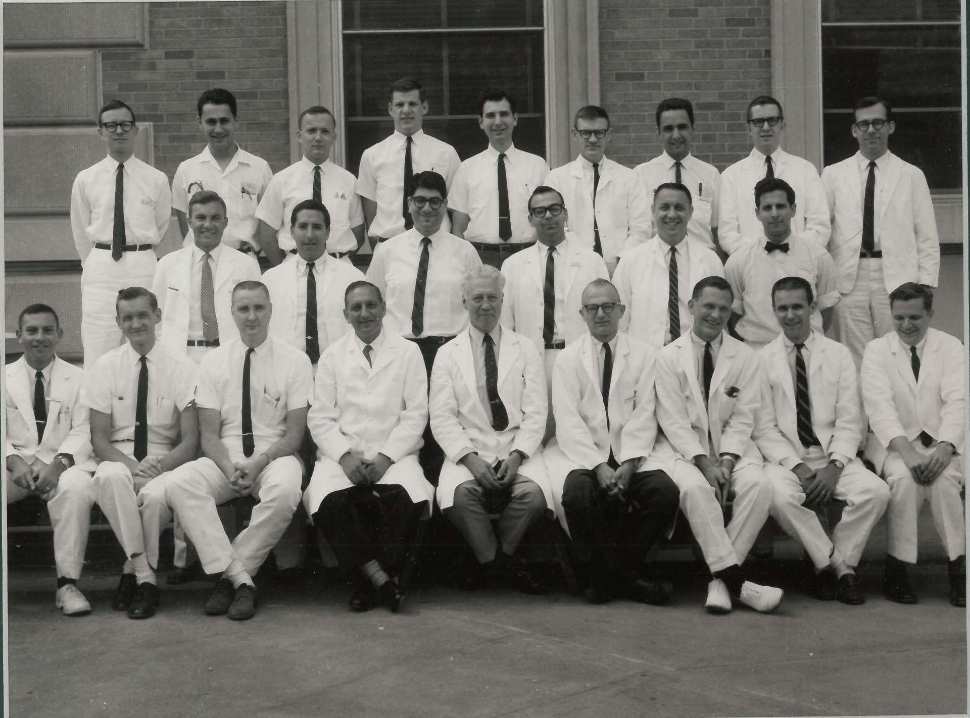 1963 Housestaff Photo (1)