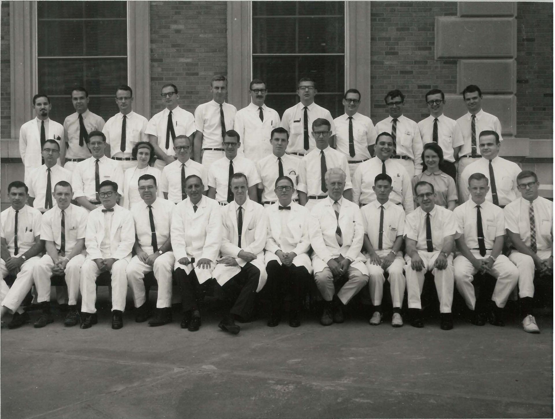 1964 Housestaff Photo (1)