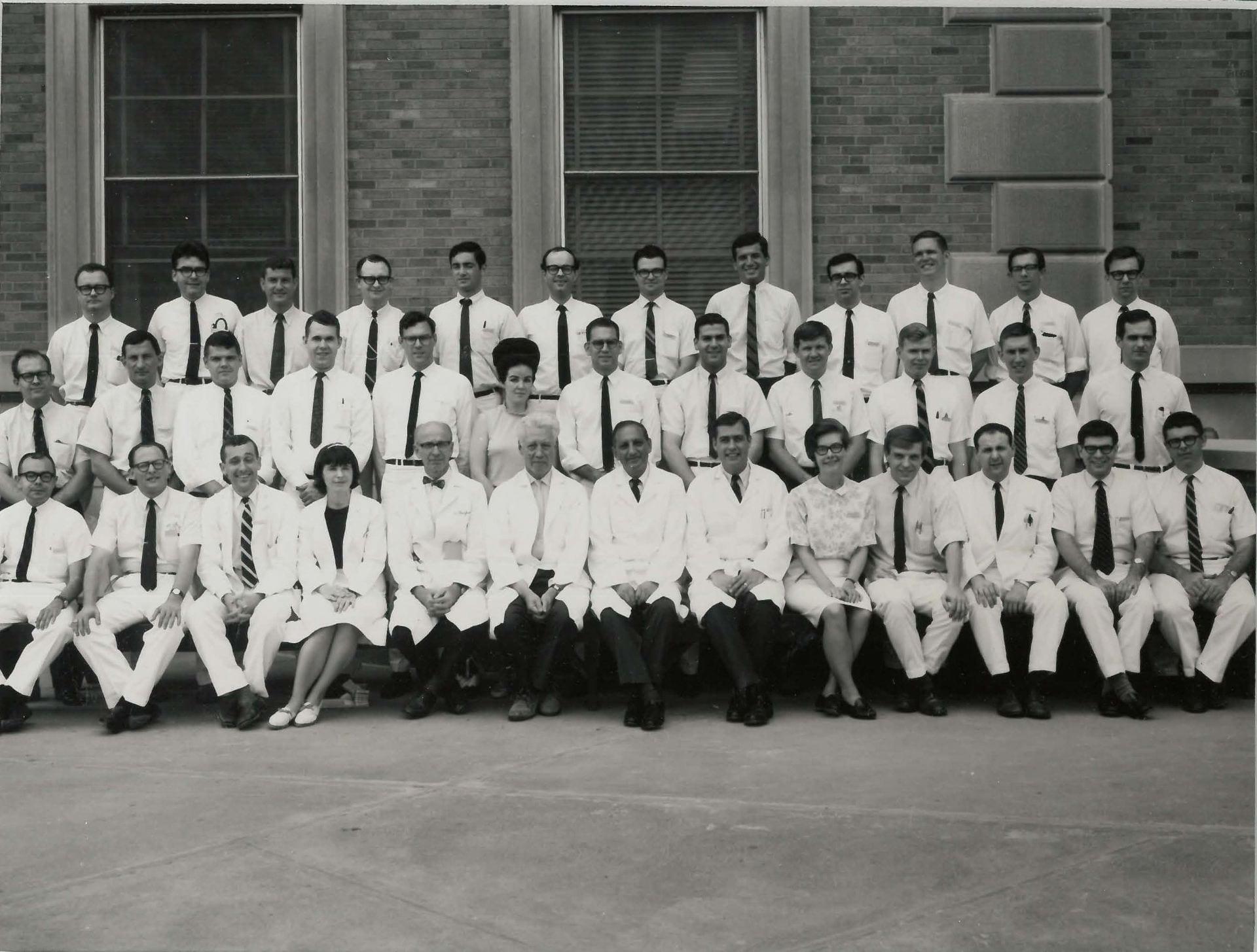 1966 Housestaff Photo (1)