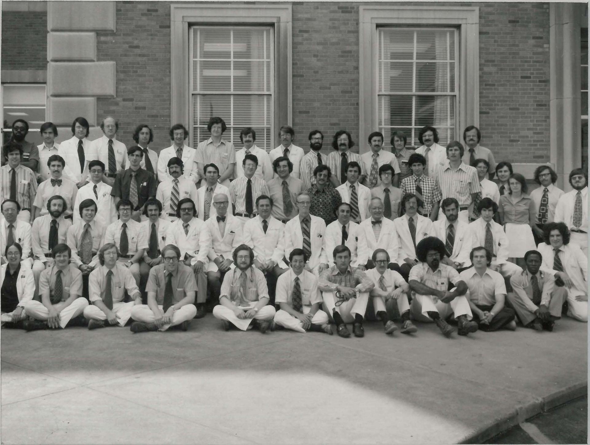 1974 Housestaff Photo