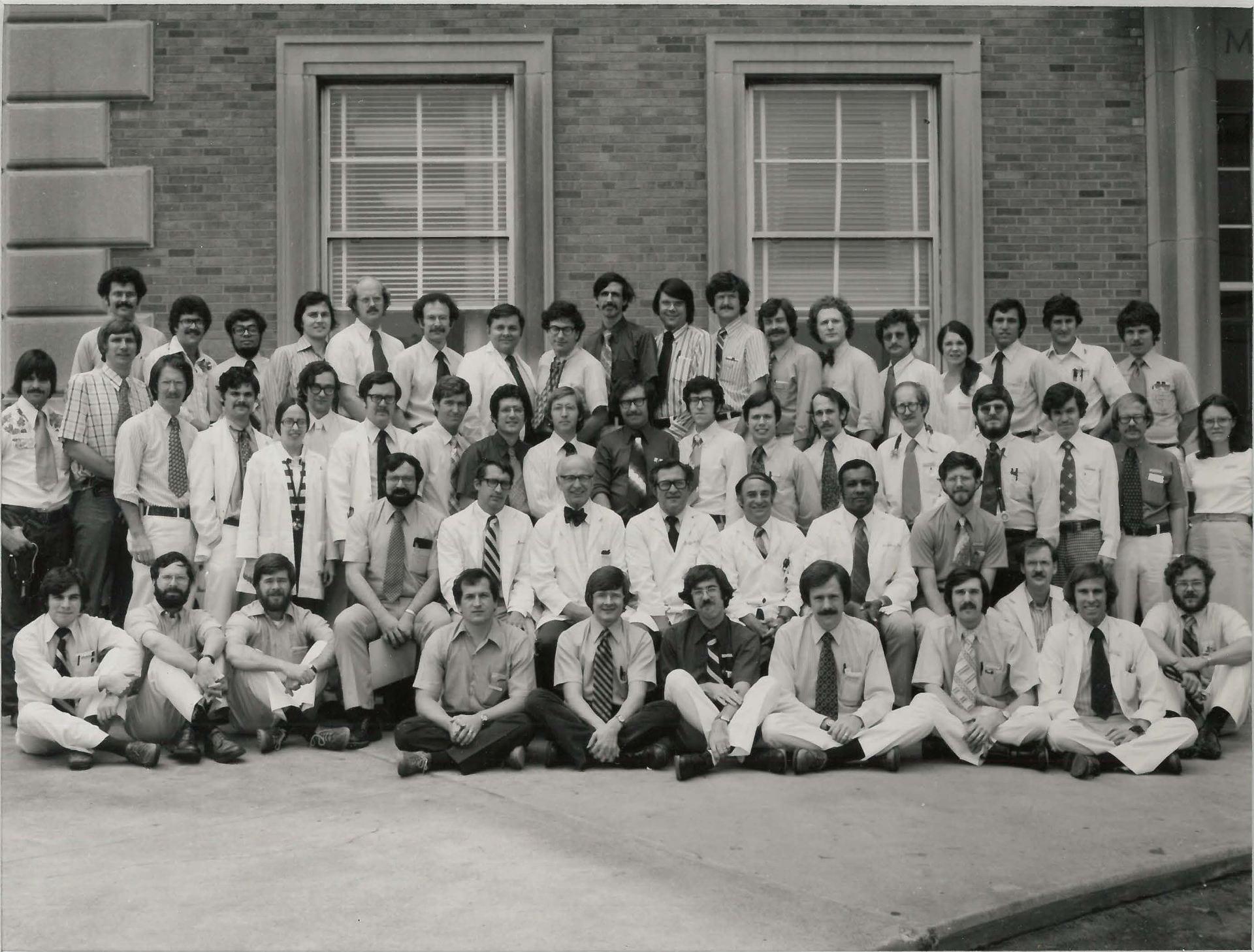 1975 Housestaff Photo