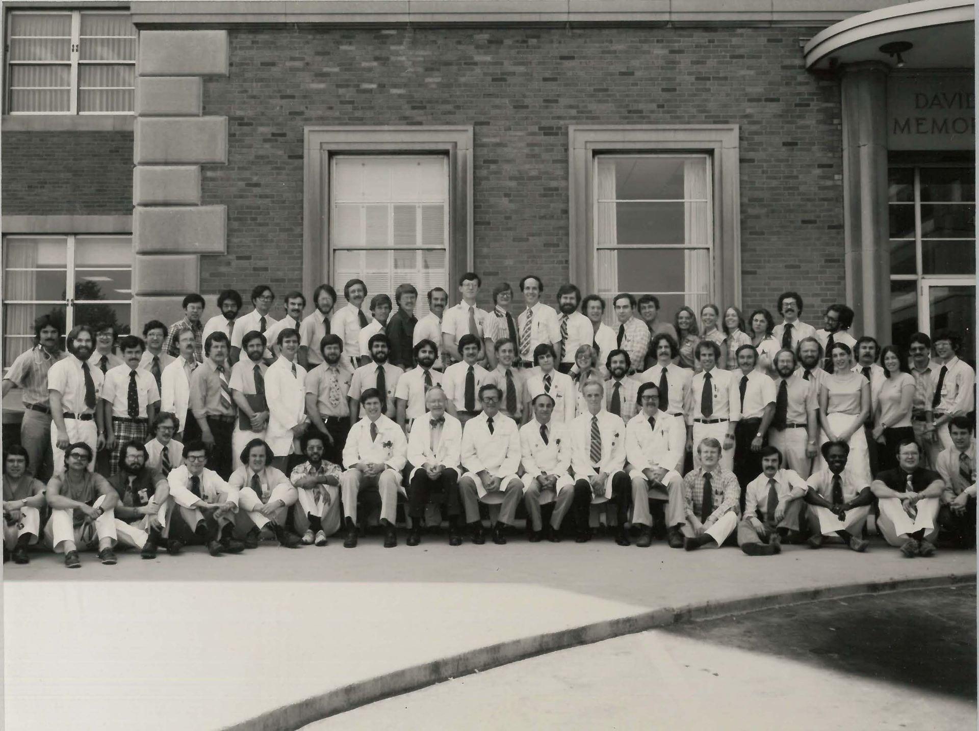 1977 Housestaff Photo