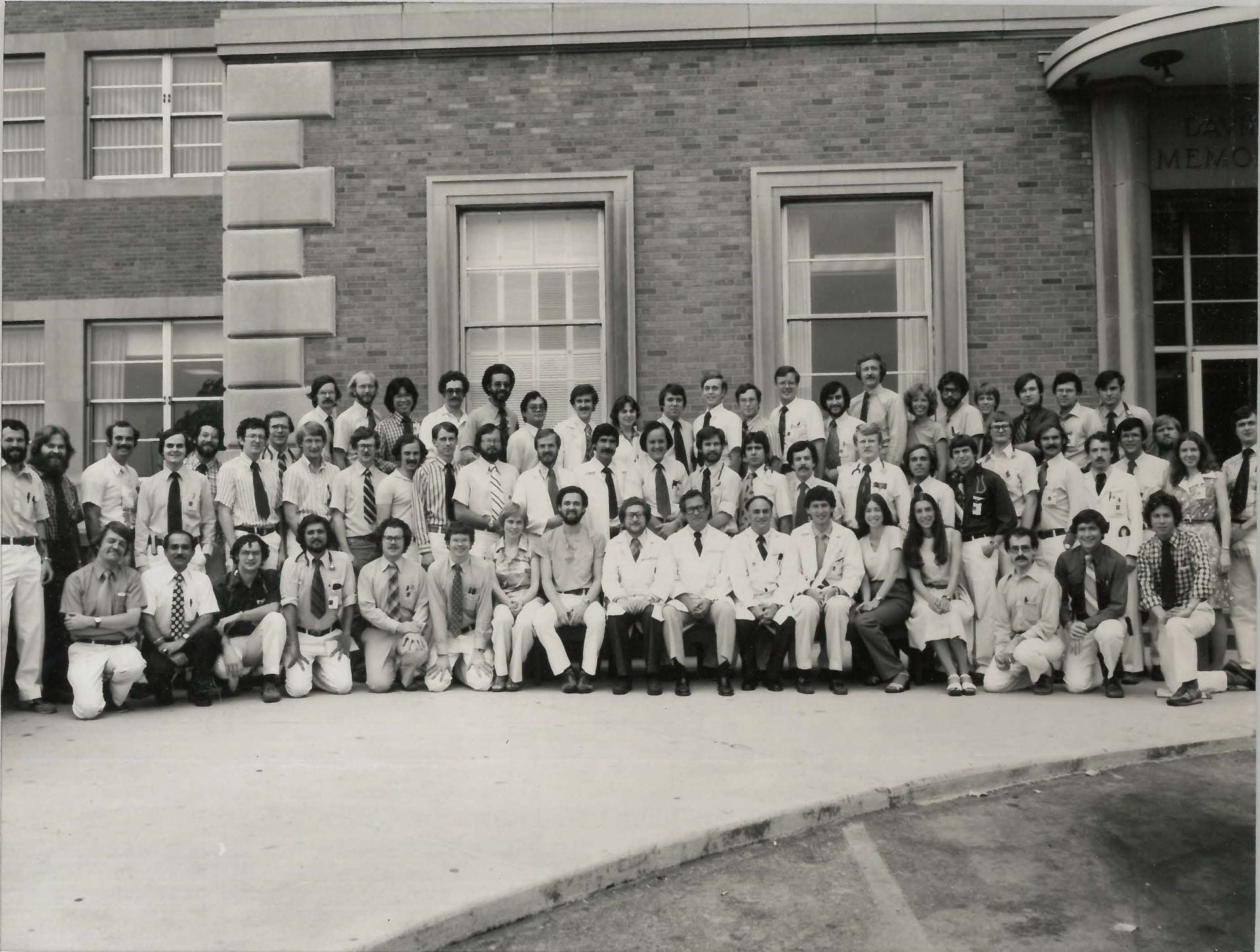 1978 Housestaff Photo