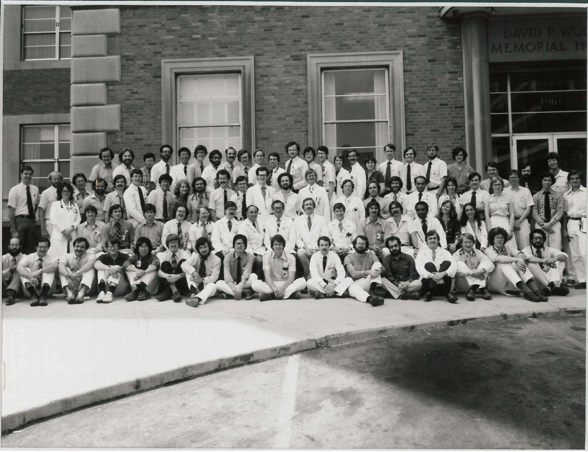 1979 Housestaff Photo