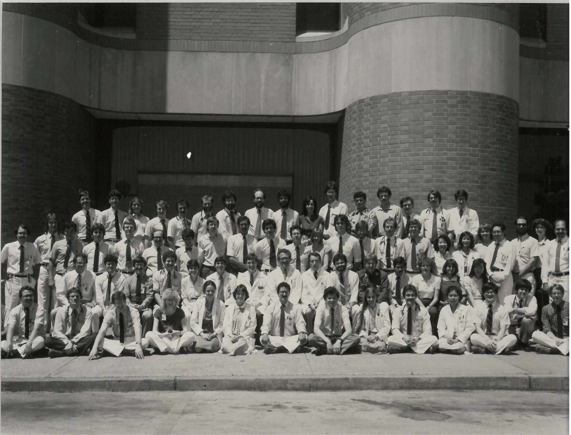 1983 Housestaff Photo