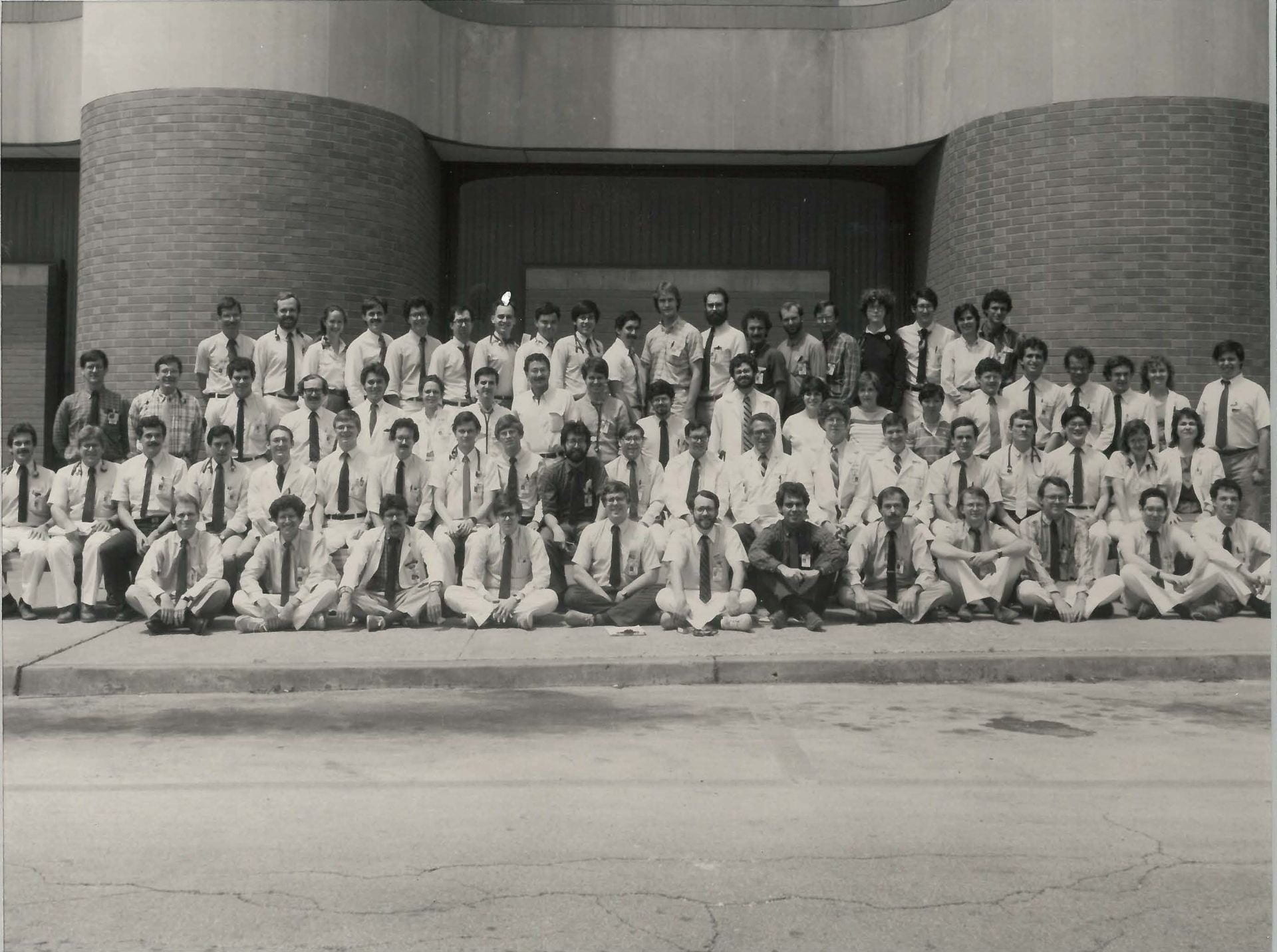 1984 Housestaff Photo