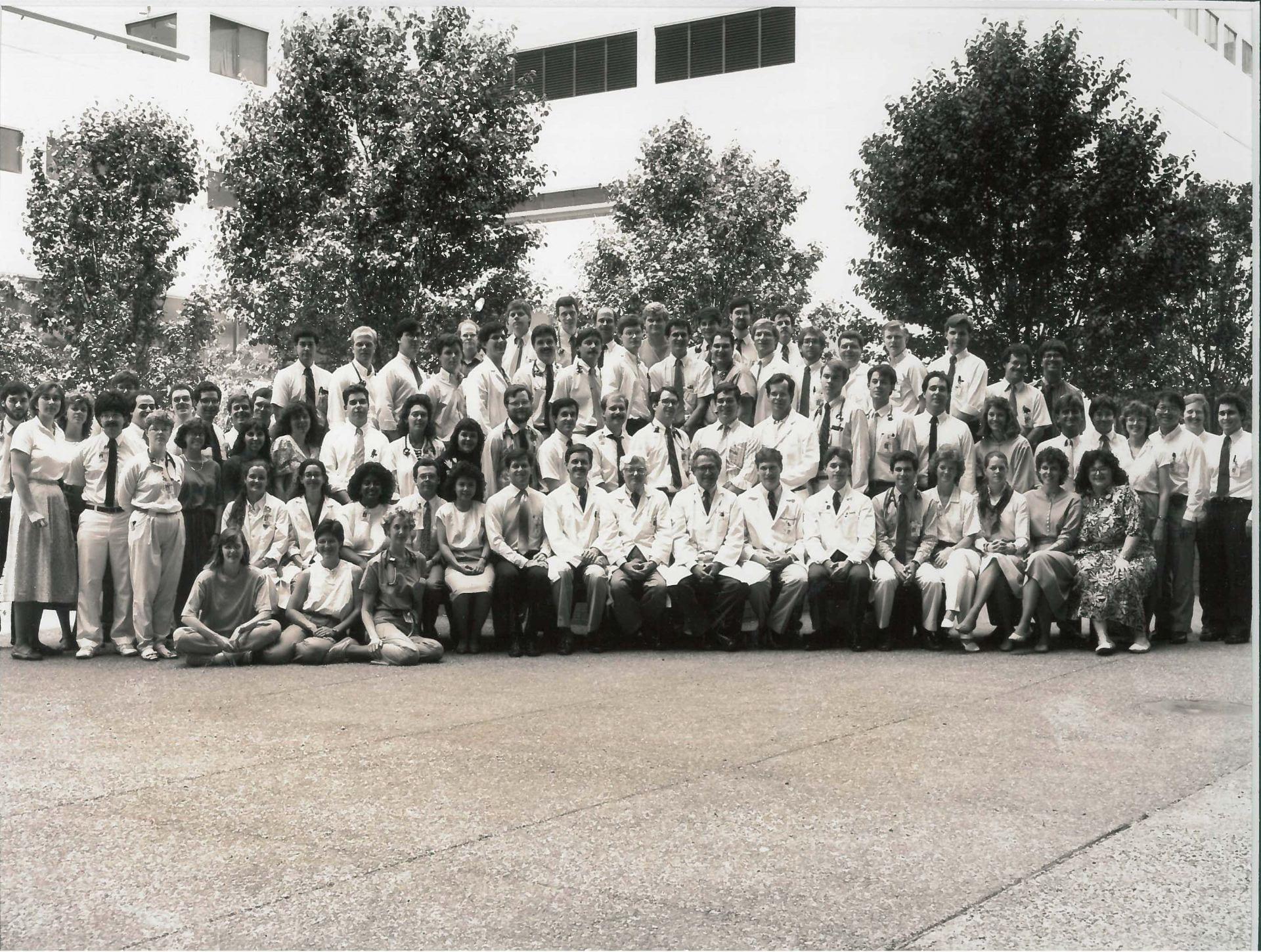 1988 Housestaff Photo