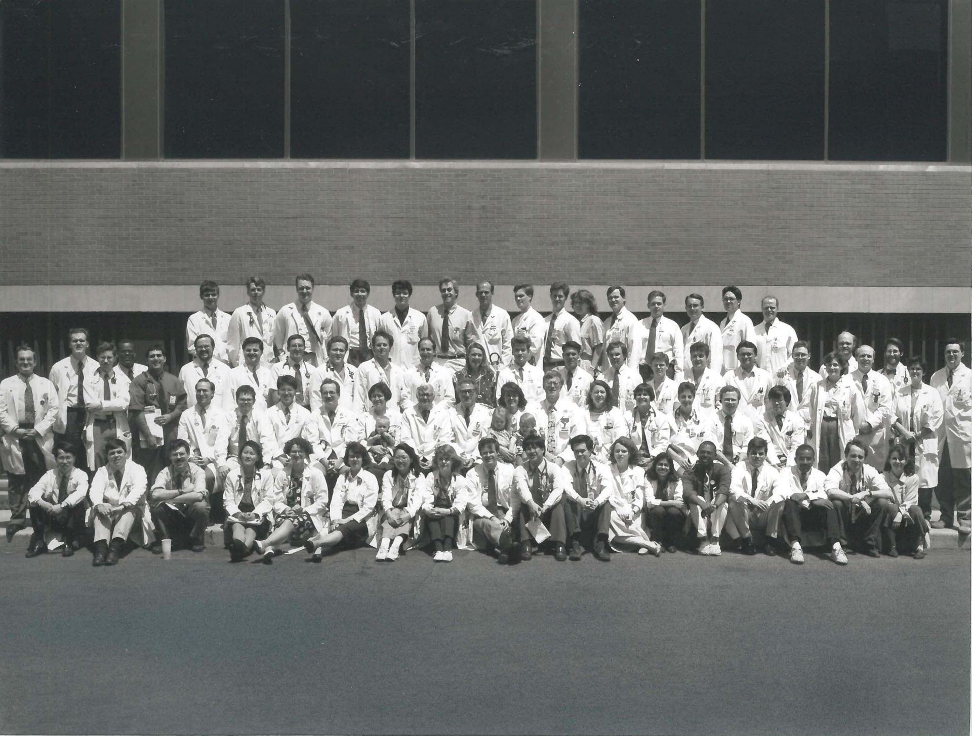 1991 Housestaff Photo