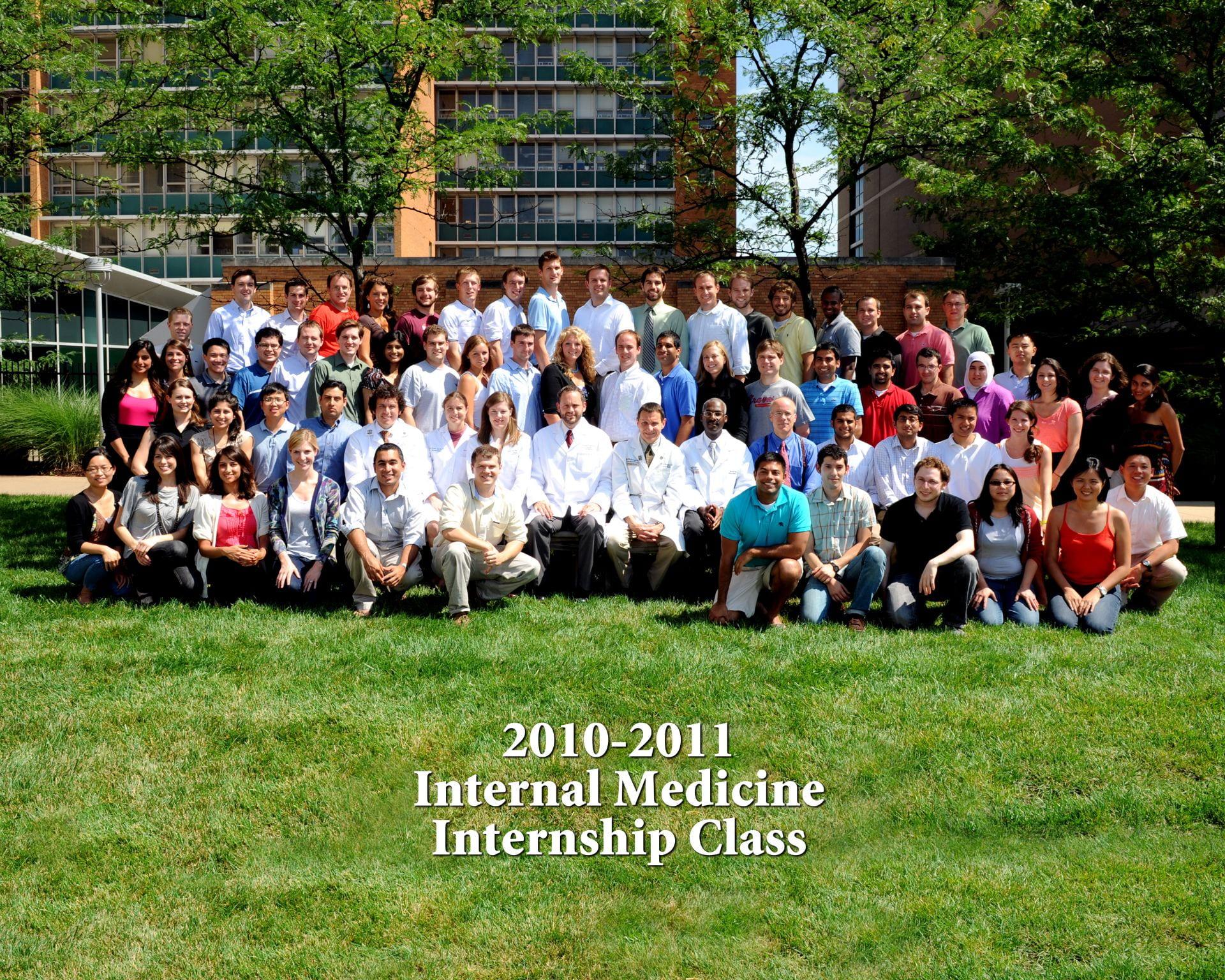 2010 Intern Photo