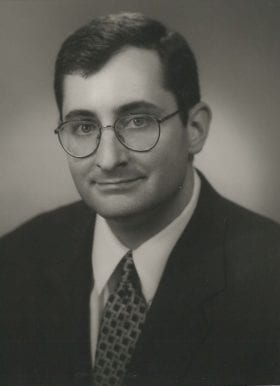 Michael Jakoby IV, MD: 1999-2000 Chief Resident