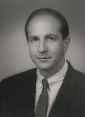 David Katzman, MD: 1996-1997 Chief Resident