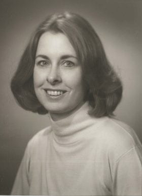 Mary Kiehl, MD: 1995-1996 Chief Resident