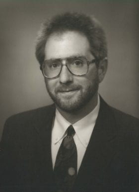 Charles Kilo, MD: 1992-1993 Chief Resident