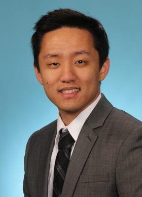 Daniel Kim, MD: 2014-2015 Chief Resident