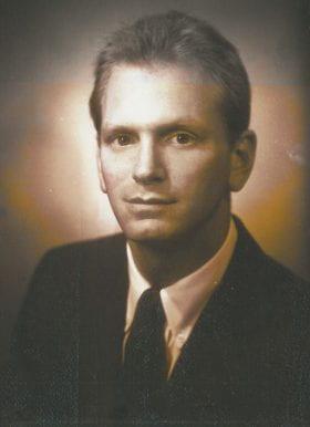 Robert Kopitsky, MD: 1987-1988 Chief Resident