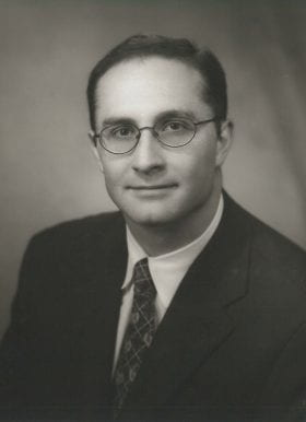 Michael Lazarus, MD: 1999-2000 Chief Resident