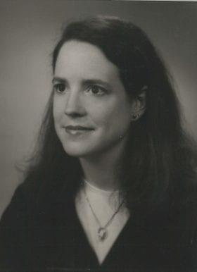 Allison Liddell, MD: 1998-1999 Chief Resident